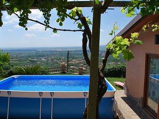 Romantico E Panoramicissimo B&b Immers0 Tra Gli Ulivi.