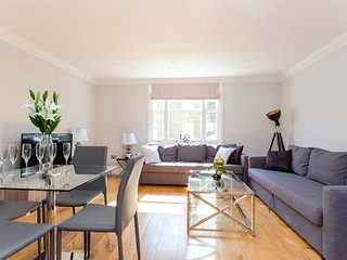 luxury New Central London Apartment
