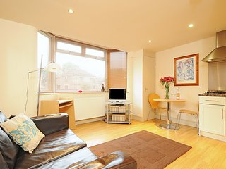 Serviced One-bedroom apartment in Headington (oxjphw)