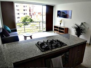 401 New 2BD/2BA + free Cowork Laureles / Estadio Medellin