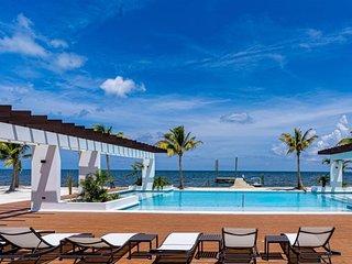 Blu Zen Sea Front Residence, Caye Caulker Belize