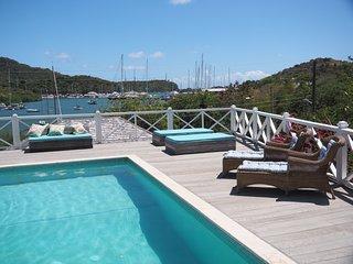 Kittyhawk, Private villa with pool, English Harbour, Antigua