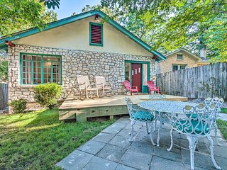 NEW! Hot Springs Home w/Patio, 2 Mi to Nat'l Park!