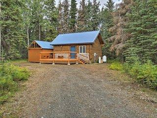 Soldotna Cabin w/ Essentials- 4 Mi to Fishing
