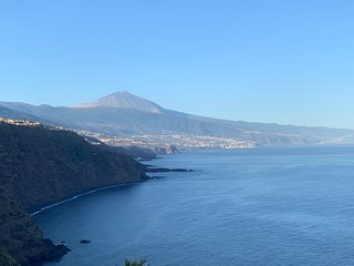 Tenerife Northeast - Mesa del Mar- spectacular location and sunsets