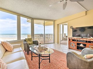 Oceanfront Resort Condo, Walk to Flagler Ave!