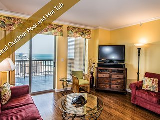 Oceanfront Luxury w/Panoramic Views! Bluetooth Soundbar. Wi-Fi/Cable incl.