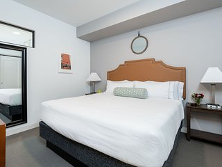 Appealing Stay Alfred at Market City Center