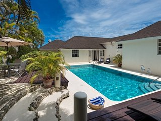 Villa Belle View   Ocean View - Located in Magnificent Saint James with Private