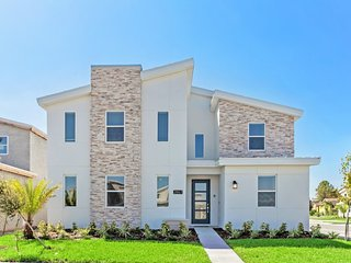 9 BR Villa With Games/Home Theater Room 2867SC
