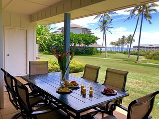 Poipu Sands 214: Ground Floor, Pool Access, Near Beaches