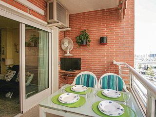 Nice apartment in Santa Pola w/ 1 Bedrooms