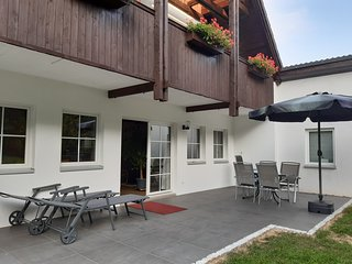Top Fewo im Südharz****31, Terrase, 2-5 Personen 80qm, 2 Schlafzimmer, Wifi free
