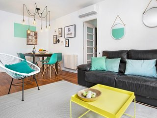 (RIC) The Happy Tapas Tasting Apartment in Poble Sec