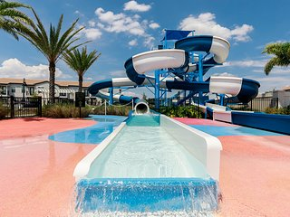 Resort with Water Park and Heated Zero Entry Pool