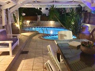 Large villa,Fantastic views,Private pool,Near tavern,Picturesque village