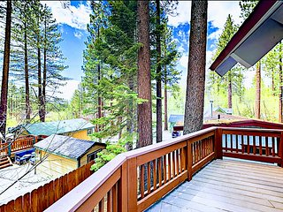 Sugarpine Chalet, Walk To Heavenly Resort & Marina