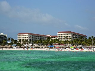 Best rates,all weeks! Reserve your 2 bedroom Marriott Aruba Ocean Club villa now