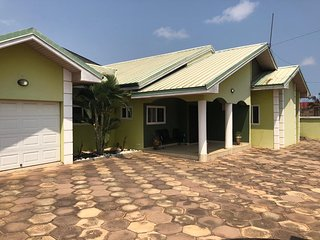 Eunice Court, 3 bedroom house, East Legon, Accra