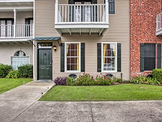 Updated Baton Rouge Townhouse ~2 Mi to LSU!