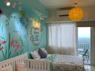Wind Residences -Condo End-unit with Balcony - 17th Floor