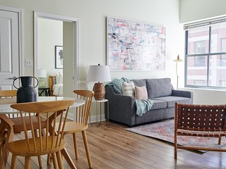 Sonder | Financial District | Bright 2BR + Kitchen