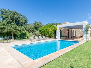 SA PLANA - Villa for 4 people in Son Servera