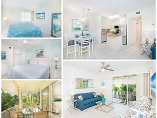 Jupiter Beach Villa Sleeps 6