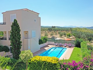 Modern villa,Walking distance to beach,Private pool,Near tavern,Chania 7