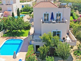 Modern villa,Walking distance to beach,Private pool,Near tavern,Chania 2