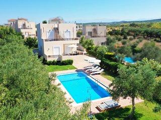 Modern villa,Walking distance to beach,Private pool,Near tavern,Chania 4