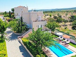 Modern villa,Walking distance to beach,Private pool,Near tavern,Chania 6