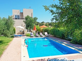 Modern villa,Walking distance to beach,Private pool,Near tavern,Chania 5