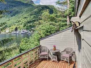 Amazing apartment in Bruvik w/ WiFi and 1 Bedrooms