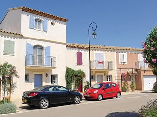Nice home in Aigues-Mortes w/ WiFi and 3 Bedrooms