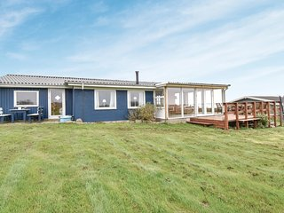 Beautiful home in Ebberup w/ WiFi and 2 Bedrooms (G52631)