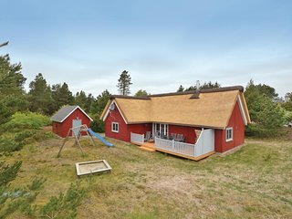 Stunning home in Rømø w/ Sauna, WiFi and 3 Bedrooms
