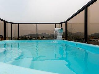 Cobertura duplex, piscina e area gourmet