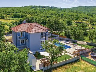 Awesome home in Blato na Cetini w/ WiFi and 4 Bedrooms