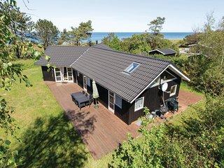 Nice home in Sjaellands Odde w/ Sauna, WiFi and 3 Bedrooms