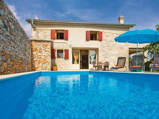 Awesome home in Krk w/ WiFi and 2 Bedrooms (CKK468)