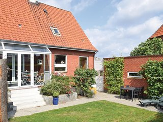 Stunning home in Rudkøbing w/ WiFi and 2 Bedrooms (G10953)