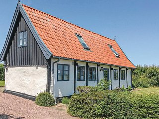 Amazing home in Nexø w/ 2 Bedrooms (I58807)