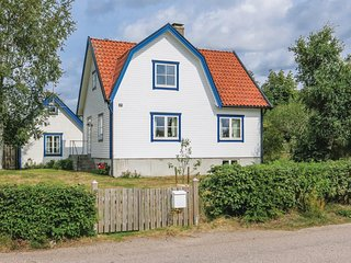 Awesome home in Vejbystrand w/ WiFi and 1 Bedrooms