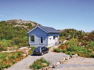 Stunning home in Lindesnes w/ 3 Bedrooms