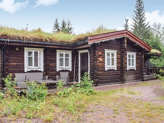 Nice home in Svarstad w/ Sauna and 4 Bedrooms