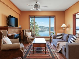 Cozystay Signature -Lake Okanagan Resort 3-Bedrooms Condo