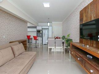 Aluguel Apartamento 2 quartos sendo 1 suíte Bombas/SC 201A