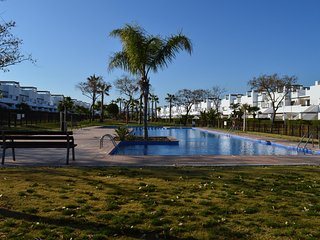 Stunning apartment in Alhama De Murcia w/ WiFi, Outdoor swimming pool and 3 Bedr