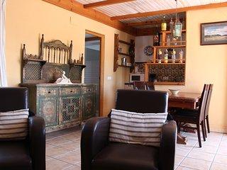 Casa el Balcon, een schitterend appartement met balkon tussen de olijfgaarden.